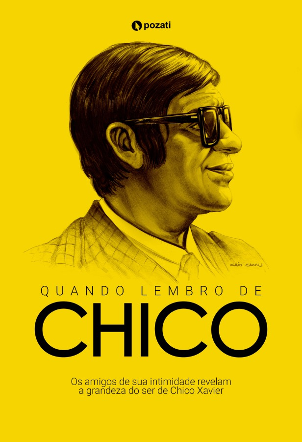 CARTAZ QUANDO LEMBRO DE CHICO